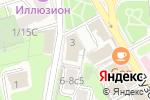 Схема проезда до компании Хренов и Партнеры в Москве