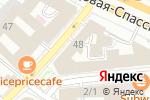 Схема проезда до компании Дженерал Финанс в Москве