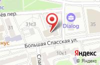 Схема проезда до компании Сигма-Альянс в Москве