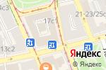 Схема проезда до компании Фирма Плюс 7 в Москве