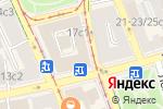 Схема проезда до компании ExtraVirgin в Москве