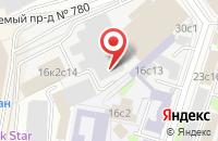 Схема проезда до компании Стройсортмет в Москве