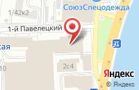 Схема проезда до компании Как Жить в Москве