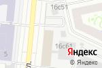 Схема проезда до компании Видис Групп в Москве
