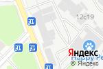 Схема проезда до компании Твой уютный мир в Москве