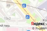 Схема проезда до компании Каланчёвское в Москве