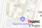 Схема проезда до компании Первый ОФД в Москве