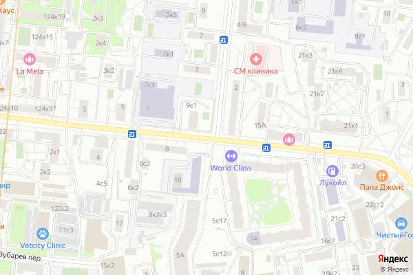 Ремонт телевизоров Улица Маломосковская на яндекс карте