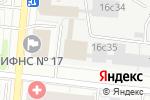 Схема проезда до компании Goldskupka в Москве