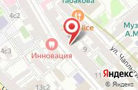 Схема проезда до компании Легкие Алюминиевые Конструкции в Москве