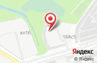 Схема проезда до компании Лиана в Москве