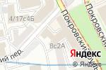 Схема проезда до компании Новый промышленный банк в Москве