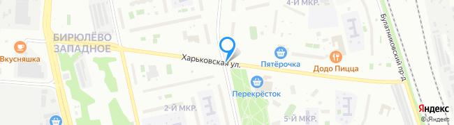 Харьковская улица