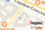 Схема проезда до компании ФБК в Москве
