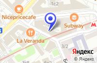 Схема проезда до компании ОТДЕЛЕНИЕ КРАСНЫЕ ВОРОТА в Москве
