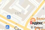 Схема проезда до компании Внешэкономбанк в Москве