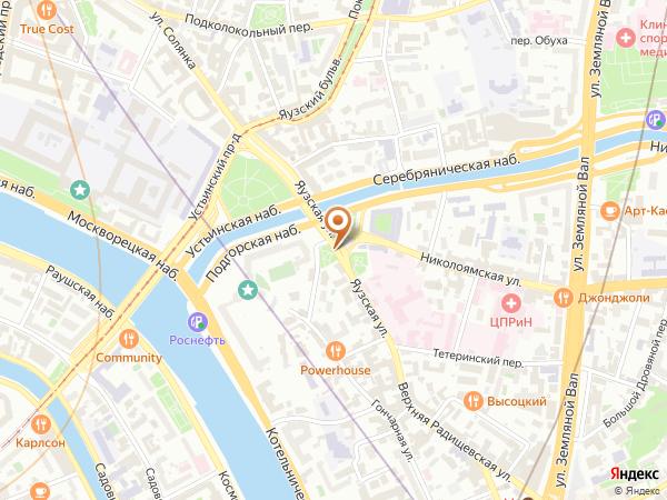 Остановка К/т Иллюзион в Москве