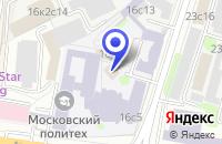 Схема проезда до компании ТФ ФАРМСКЛАД в Москве