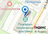 Отдел надзорной деятельности и профилактической работы по Пролетарскому округу на карте