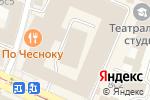 Схема проезда до компании С-видео в Москве