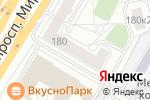 Схема проезда до компании ПаПан в Москве
