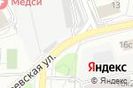 Схема проезда до компании Tор Signature в Москве