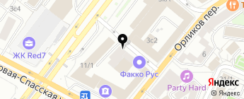 УСЗ, ФГБУ на карте Москвы