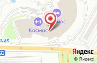 Схема проезда до компании Стс-Стиль в Москве