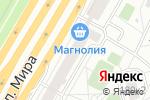 Схема проезда до компании АВИАРОСТ в Москве