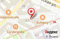 Схема проезда до компании Мемфорд в Москве