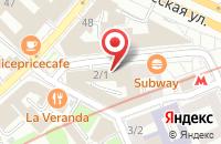 Схема проезда до компании Макмо 21 в Москве