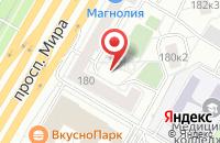 Схема проезда до компании Гранд-Инвест в Москве