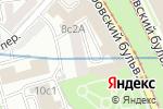 Схема проезда до компании Стромет в Москве