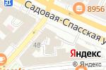 Схема проезда до компании На Мельнице в Москве