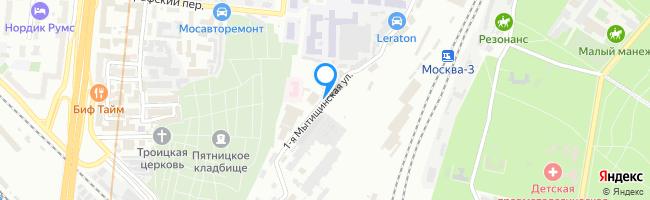 улица Мытищинская 1-я