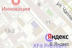Схема проезда до компании Имиджис Лимитед в Москве