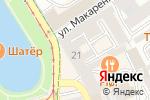 Схема проезда до компании I-sdelal в Москве