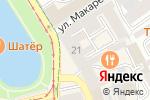 Схема проезда до компании Bouchee в Москве