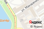 Схема проезда до компании Психологический кабинет Натальи Карягиной в Москве
