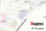 Схема проезда до компании Гуманитарный институт в Москве