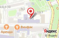 Схема проезда до компании Научно-Производственная Компания «Интелвак» в Москве