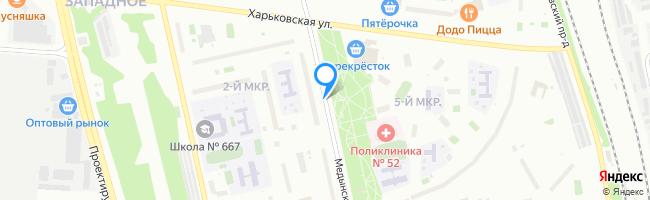 Медынская улица