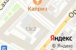 Схема проезда до компании ЮКАТЭС в Москве