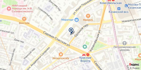 Facco на карте Москве