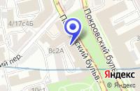 Схема проезда до компании КОНСАЛТИНГОВАЯ КОМПАНИЯ ПРОМАРКЕТ-КОНСАЛТ в Москве