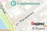 Схема проезда до компании Детская библиотека №6 в Москве