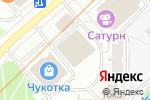 Схема проезда до компании Золотой Экспресс в Москве
