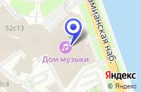 Схема проезда до компании МАГАЗИН МУЗЫКАЛЬНЫХ ИНСТРУМЕНТОВ BLUETHNER в Москве