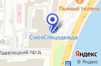 Схема проезда до компании ДИЗАЙН-СТУДИЯ OGGI в Москве