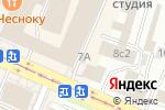 Схема проезда до компании Зеленая улица в Москве